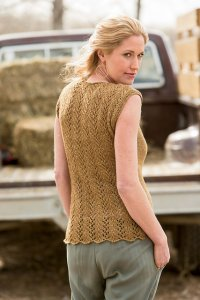 The Fibre Company Meadow Hay Bale Tank Kit - Women's Sleeveless