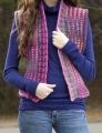Wisdoms Yarns Poems Chunky Poetry in Motion Vest