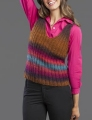 Universal Yarn Classic Shades Tree Hugger Vest Kit