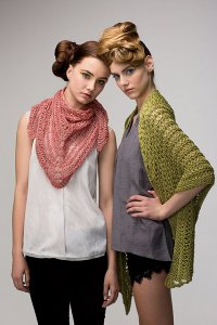 Berroco Elements or Karma Recursive Shawl Kit - Scarf and Shawls