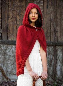 HiKoo SimpliWorsted Ruby Red Riding Hood  Kit - Women's Accessories