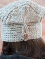 Plymouth Homestead Button Flap Hat Kit