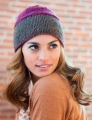 Plymouth Encore Dynamo/Encore Worsted Double Knit Hat Kit