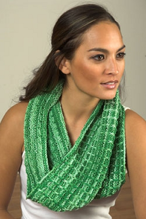 Plymouth Cleo Tones Slip Stitch Cowl Kit - Women's Accessories