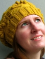 Plymouth Worsted Merino Superwash Spring Beret Kit
