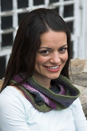 Plymouth Gina Cowl  Kit - Scarf and Shawls