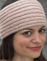 Plymouth Encore Tweed Women's Headband Kit