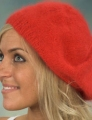 Plymouth Yarns Angora Beret Kit