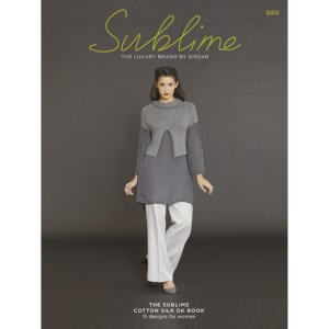Sublime Books - 685 - The Sublime Cotton Silk DK Book