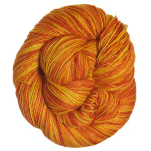 Madelinetosh Twist Light Yarn - '15 June - Mexican Grilled Street Corn
