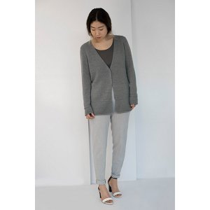 Lineal Cardigan