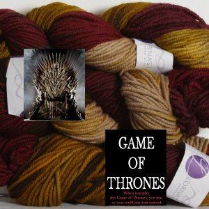 Lorna's Laces Game of Thrones MKAL 2015 Kits