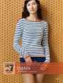 Juniper Moon Farm The Stria Collection Patterns - Oasis Pullover