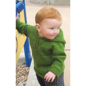 Knitting Pure and Simple Baby & Children Patterns - 1501 Lightweight Baby Tunic Pattern