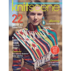 Knitscene Magazine - '15 Summer