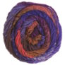 Noro Taiyo - 73 Purples, Peach, Red, Blue