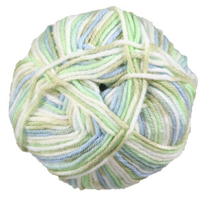 Plymouth Yarn Dreambaby DK Paintpot Yarn - 1404 Greens