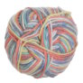 Plymouth Dreambaby DK Paintpot Yarn - 1409 Orange Teal