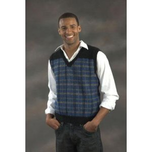 Plymouth Yarn Adult Vest Patterns