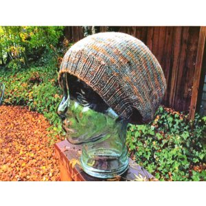 Ann Norling Patterns - 55A Slouch My Head Hugger