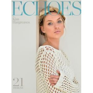 Kim Hargreaves Pattern Books - Echoes