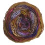 Noro Silk Garden Sock - 423 Browns, Magenta, Purple