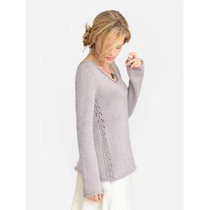 Blue Sky Fibers Adult Clothing Patterns - Norwood Pullover Pattern