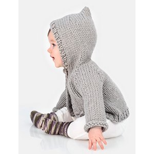 Spud & Chloe Patterns - Honeybear Hoodie and Sweetie Socks Pattern