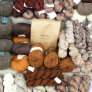 Jimmy Beans Wool Lace & Fingering Mystery Yarn Grab Bags Yarn - Browns, Neutrals