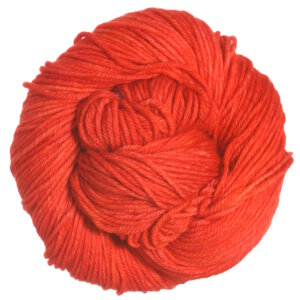 Madelinetosh Tosh DK Yarn - Neon Red Discontinued