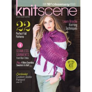 Knitscene Magazine - '15 Fall