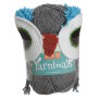 Plymouth Yarnimal Yarn - 01 Owl - Grey