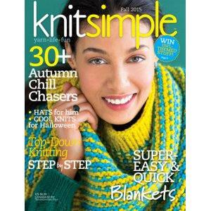 Knit Simple - 2015 Fall