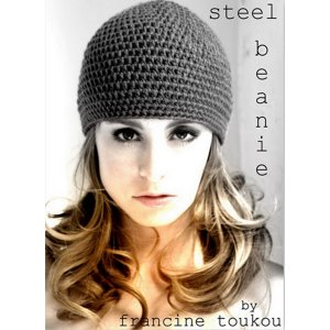 Francine Toukou Patterns - Steel Beanie Pattern