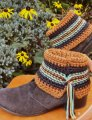 OneLoopShy Designs OneLoopShy Designs Patterns - Swift Kick Short Boot Cuffs
