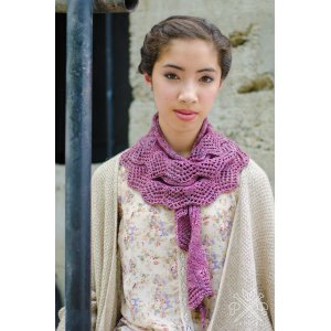 Pam Powers Knits Patterns - Battenburg Scarf