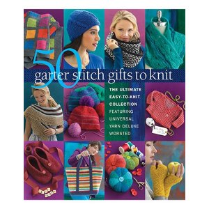 Universal Yarns Pattern Books - 50 Garter Stitch Gifts to Knit