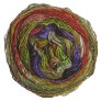 Noro Silk Garden Sock - 424 Olive, Red, Purple