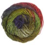 Noro Silk Garden - 424 Olive, Red, Purple