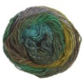 Noro Silk Garden Yarn - 426 Greens, Coral, Ink