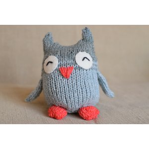 Susan B. Anderson Patterns - Little Owl Pattern