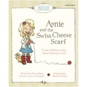 Annie and the Swiss Cheese Scarf - Deluxe Edition