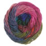 Noro Kureyon Yarn - 362 Green, Red, Blue