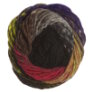 Noro Kureyon - 366 Dark Brown, Red, Yellow