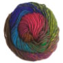 Noro Kureyon Yarn - 367 Magenta, Royal, Brown