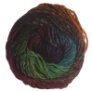 Noro Kureyon Yarn - 368 Black, Wine, Purple