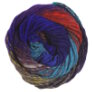 Noro Kureyon Yarn - 369 Blues, Red, Yellow