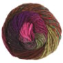 Noro Kureyon Yarn - 374 Hot Pink, Cocoa, Lime
