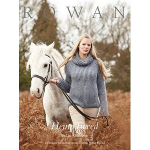Rowan Pattern Books - Hemp Tweed