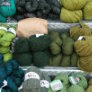 Jimmy Beans Wool Bulky Mystery Yarn Grab Bags Yarn - Greens